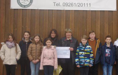 Tierheim sagt Danke – Maximilian-von-Welsch-Realschule Kronach spendet Großteil der Einnahmen des Weihnachtsbasars