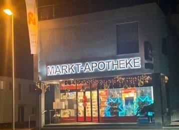 Markt-Apotheke Pressig spendet 500 Euro für unser Tierheim in Kronach